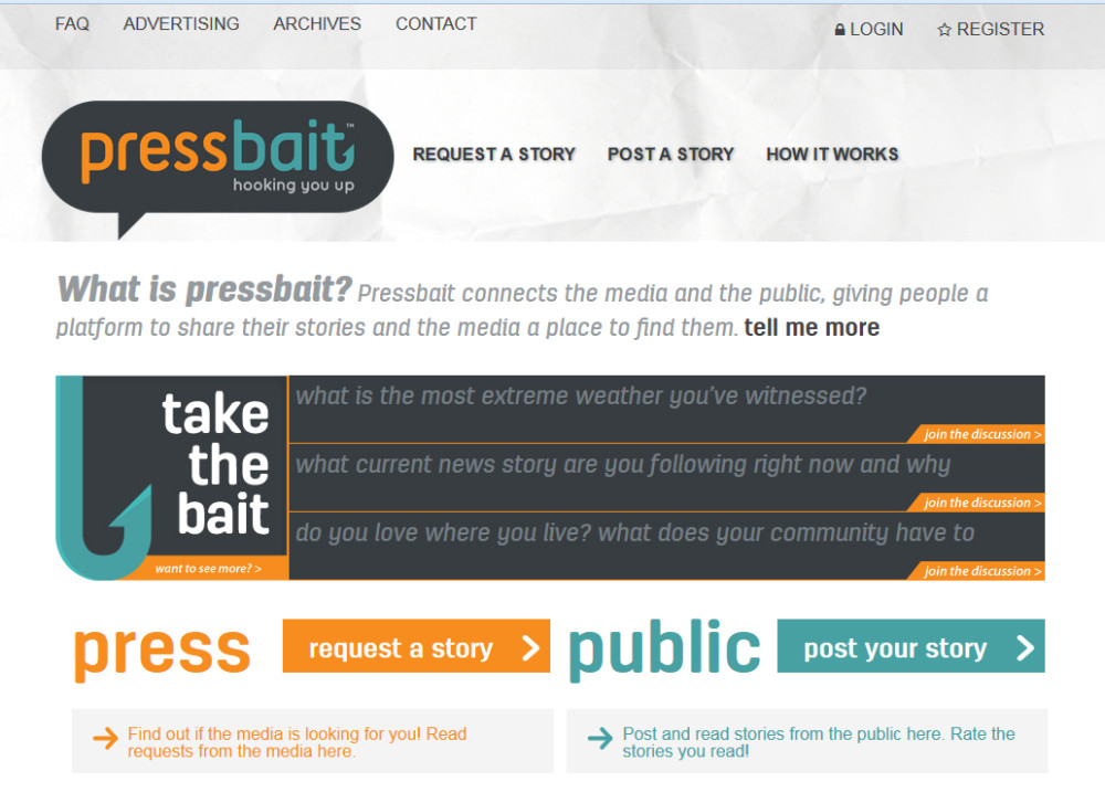 pressbait wordpress development